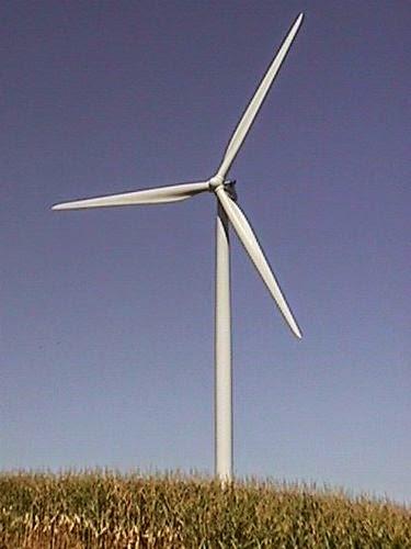Wind turbine (Credit: apps.carleton.edu) Click to enlarge.