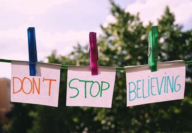 Y seguiremos soñando, pase lo que pase.