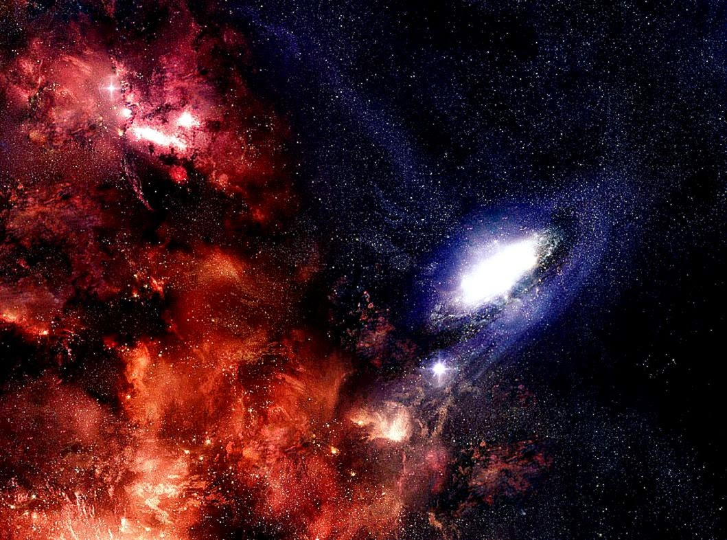 deep space hd wallpaper 1366x768 - photo #22
