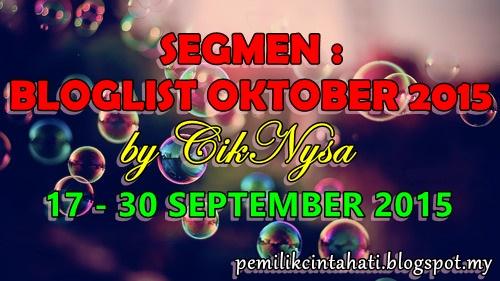 segmen bloglist oktober