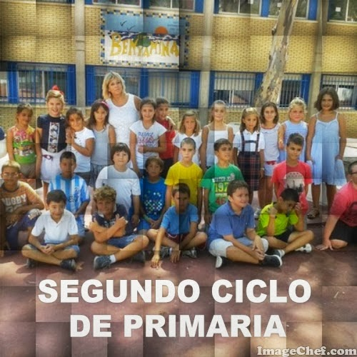 SEGUNDO CICLO DE PRIMARIA Mª Santos