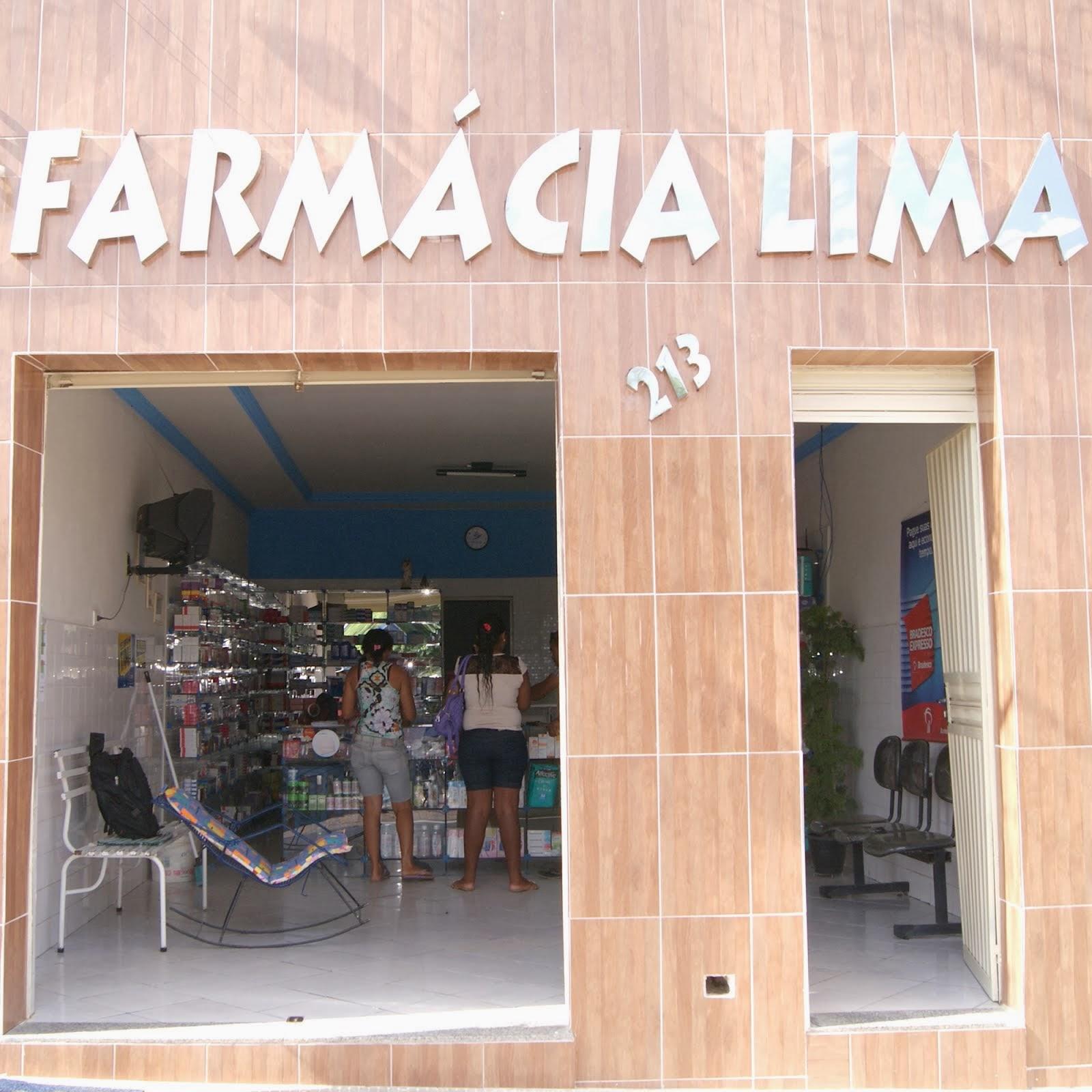 FARMÁCIA LIMA
