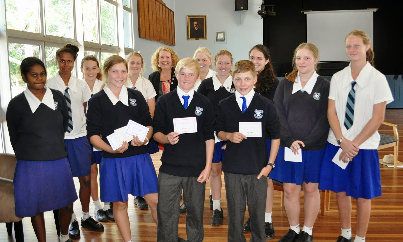 Charters Towers Show Art Competition Winners