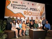 Encuentro Binacional de Poesia Río Bravo Río Grande2011