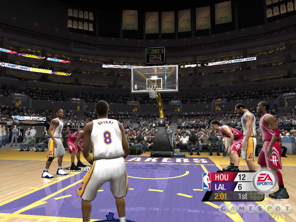 NBA Live 2005 Pc Game Download