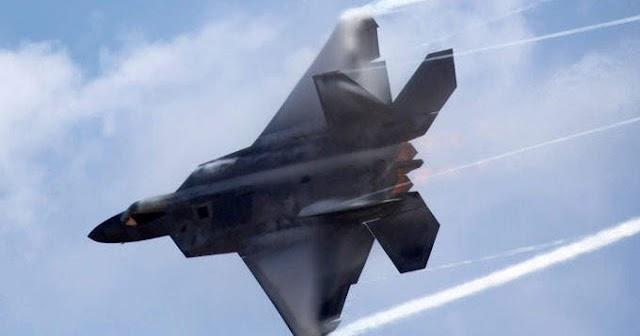 Jet-Jet Tempur Siluman Di Dunia ~ Artileri
