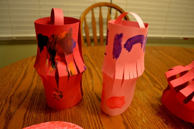 Chinese New Year Craft Activities
