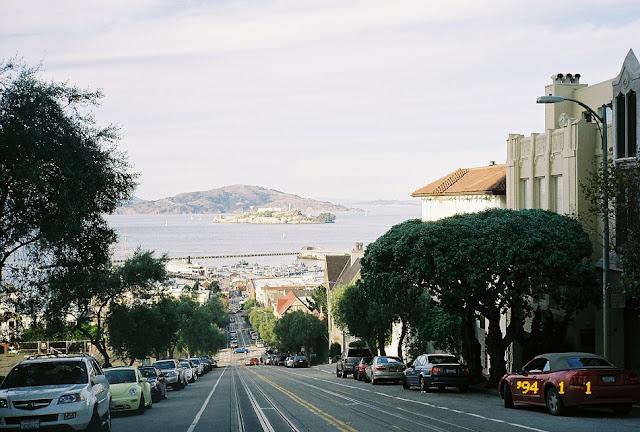 Hyde Street em San Francisco