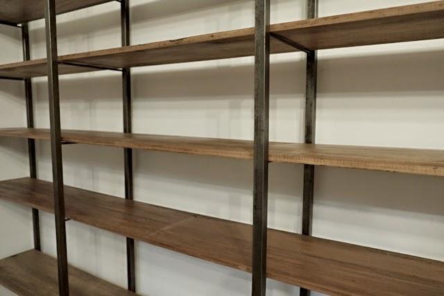 Ramallo piscolabis biblioteca - Bibliotecas de madera ...