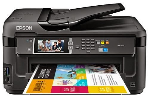 Epson WorkForce WF-7610