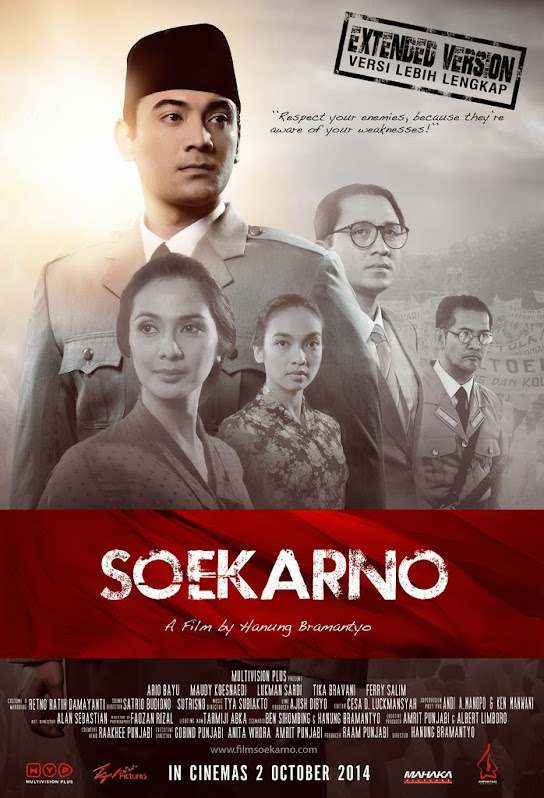 2 OKTOBER 2014 - SOEKARNO (INDONESIA MOVIE)