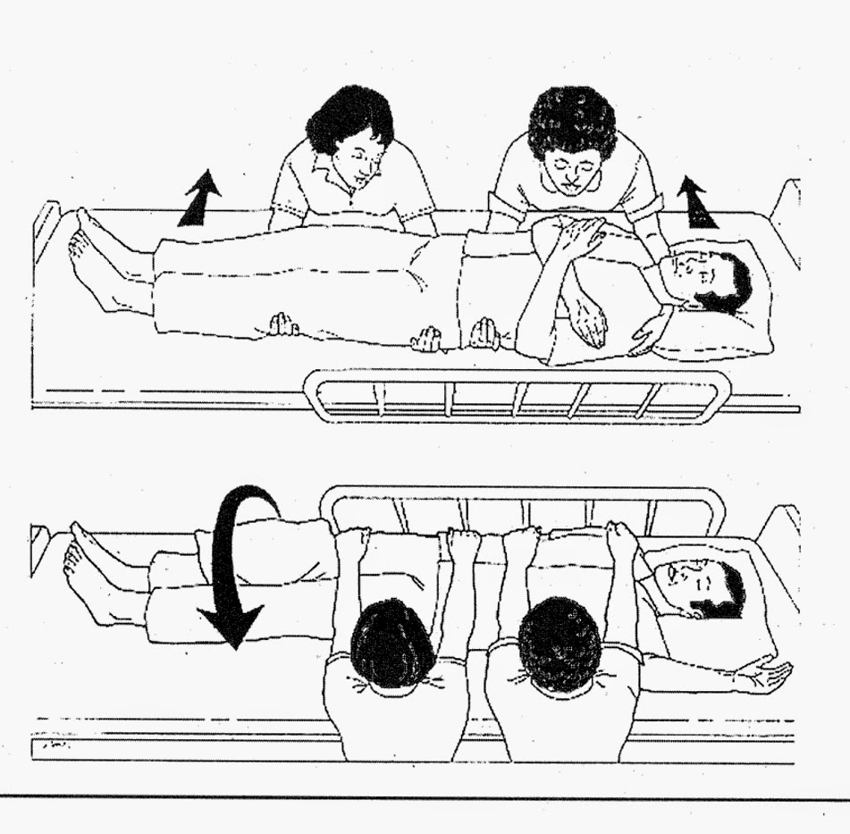 Teknik Transportasi Pasien