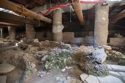 «Πράσινο φως» για να μείνουν τα αρχαία επί της Εγνατίας στη Θεσσαλονίκη