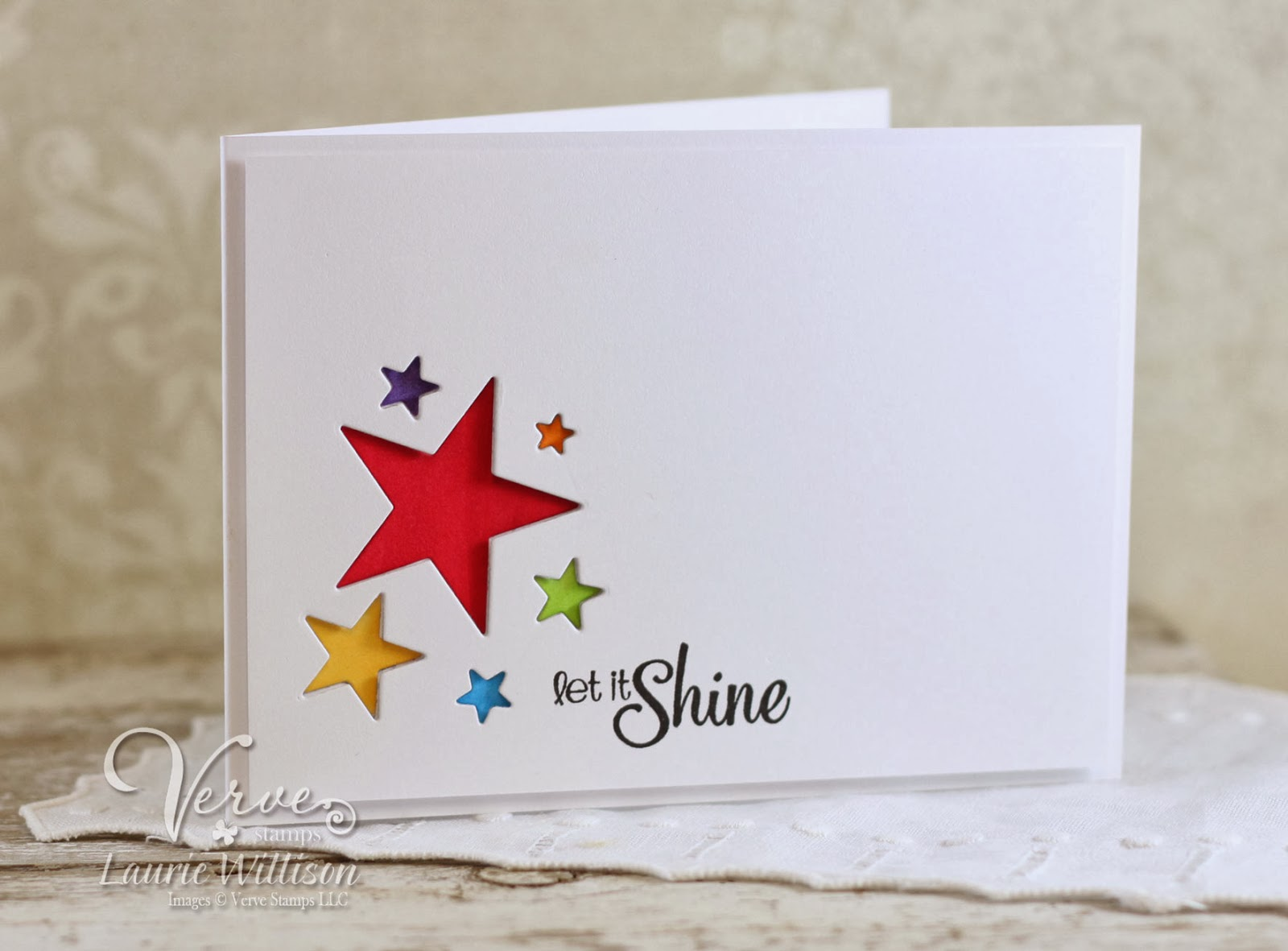 Get inspired cleansimple cards card ideas and rainbow card kristyandbryce Choice Image