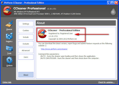 CCleaner Professional and Business Edition v4.02.4115 Full Version With Crack