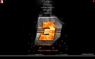Dhoom 3 Wallpaper Aamir Khan, Katrina Kaif, Abhishek Bachchan, Uday Chopra