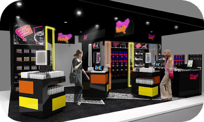 Beauty mart pop up