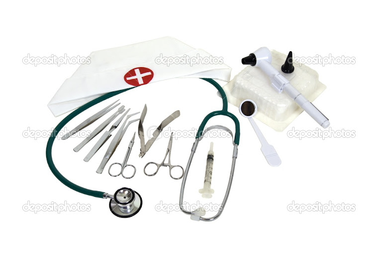 Nurse Tools And Equipment