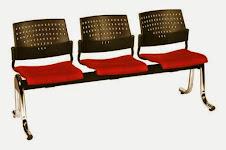 เก้าอี้แถว 3 ที่นั่ง