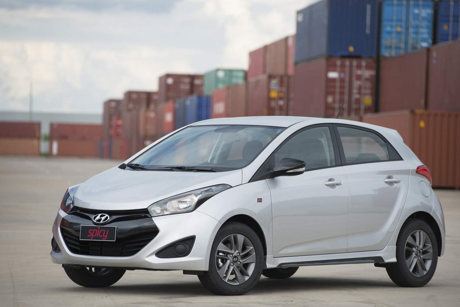 Hyundai HB20 - financiamento