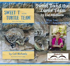 Sweet T and the Turtle Team - 4 August