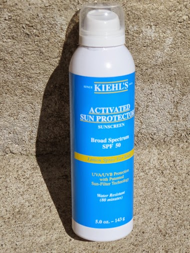 Kiehl's Activated Sun Protection