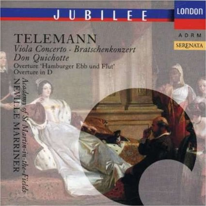 Telemann: Viola Concerto-Don Quichotte Download Lagu Mp3 Gratis