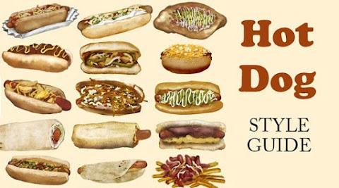Jenis Hot Dog Di Seluruh Dunia