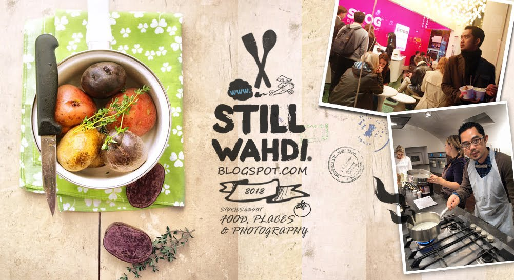 FOOD & TRAVEL BLOG  by Wahdi Farhad Hadithon