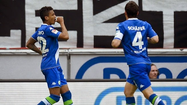 Highlights Cologne 2 – 2 Wolfsburg (Bundesliga)