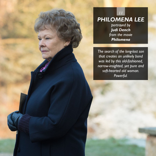 Philomena Lee from Philomena