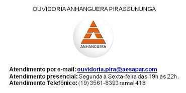 Ouvidoria Anhanguera Pirassununga