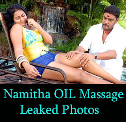 Hot Namitha Body Massage
