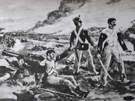 BATALLA DE VILCAPUGIO (01/10/1813) General BELGRANO Vs REALISTAS (Españoles).
