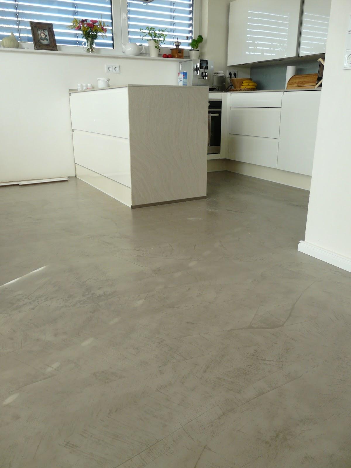 wand wohndesign beton cire beton floor. Black Bedroom Furniture Sets. Home Design Ideas