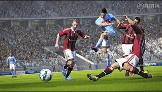 FIFA 14 Game Play