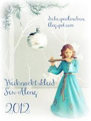 Weihnachtskleid 2012