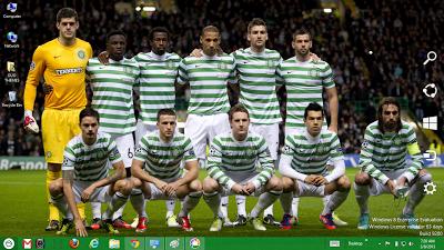 Celtic Fc Theme