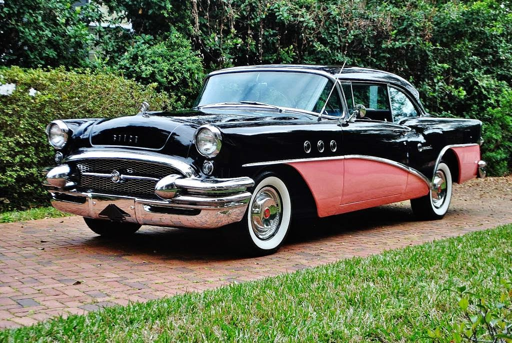 all american classic cars 1955 buick special 2 door riviera hardtop. Black Bedroom Furniture Sets. Home Design Ideas