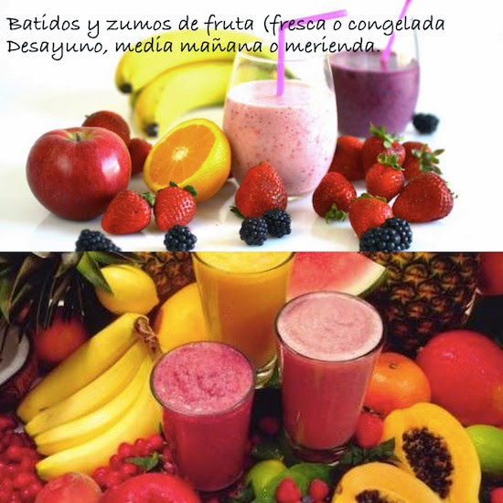 Marilyn 39 s closet fashion blog alimentaci n durante el embarazo food during the pregnancy - Frutas para ir al bano ...