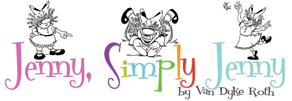Jenny, Simply Jenny by Van Dyke Roth