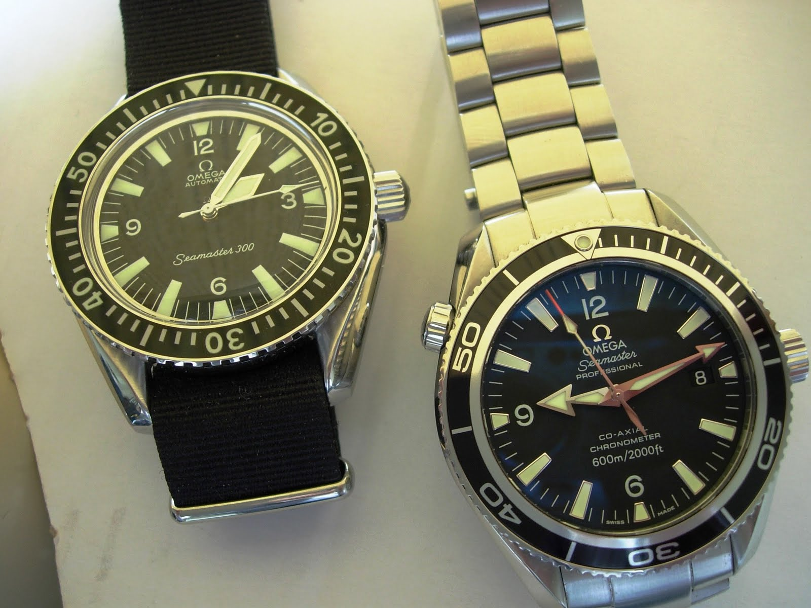 A new teaser from omega for basel page 25 - Omega dive watch ...