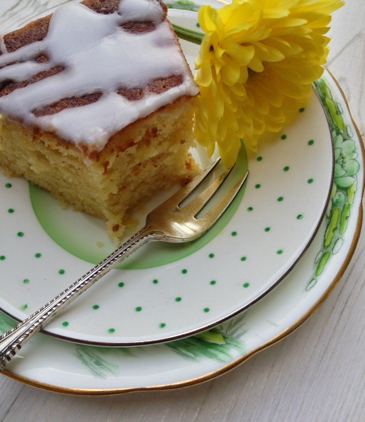 vodka and lemon cake