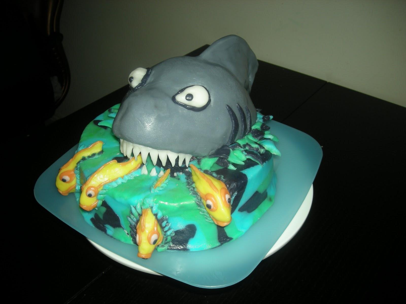 Vanilla Gorilla Tilos Seventh Birthday Cake