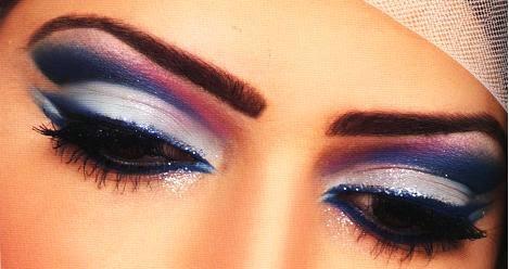 Maquillage doux l'été 2014
