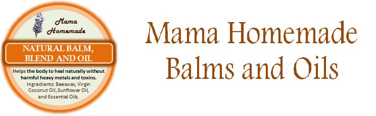 Mama Homemade Balms and Oils