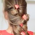 A Simple Braid For Girls With Long Hair: The Bow Braid Hairstyle Tutorial