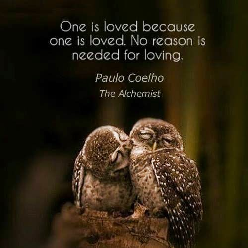 Quotes About Love  Paulo Coelho