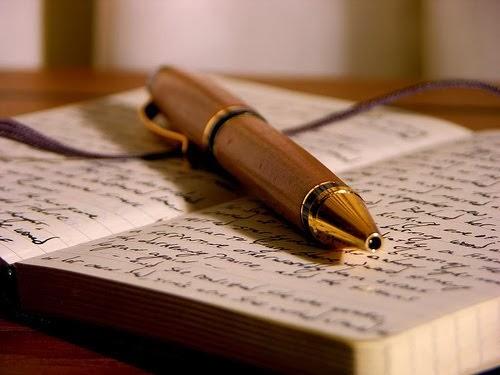 Escrever é um exercício de libertação - por Diogo Didier