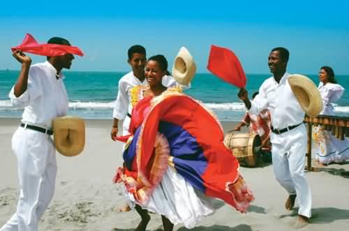 Grupos Étnicos del Ecuador : AFRO ECUATORIANOS DE ESMERALDAS